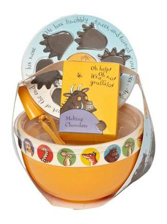 Gruffalo Chocolate Mould Set
