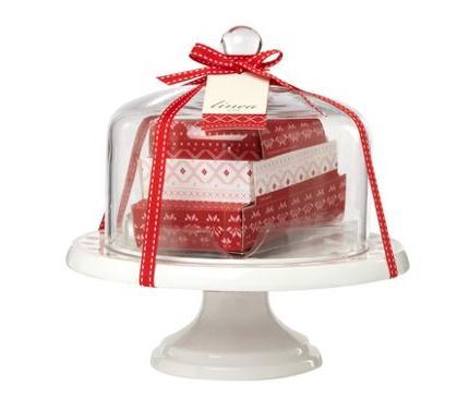 Linea cupcake set