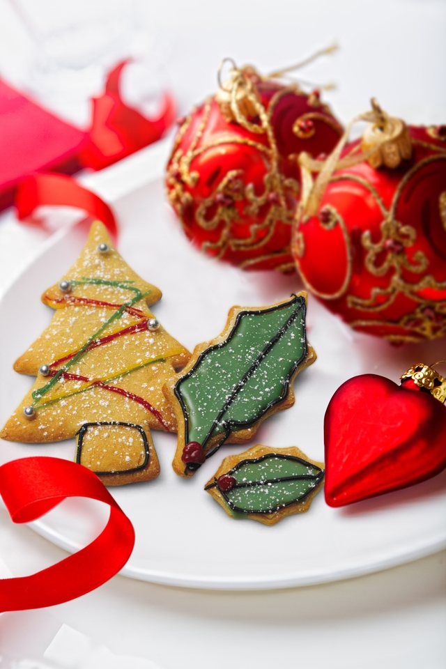 Magical Christmas biscuits