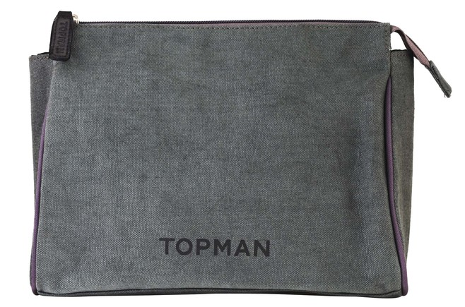 Topman Washbag gift, 19.50 euro
