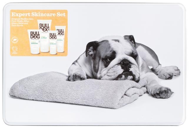 Bulldog Expert Skincare Collection, 26.50 euro