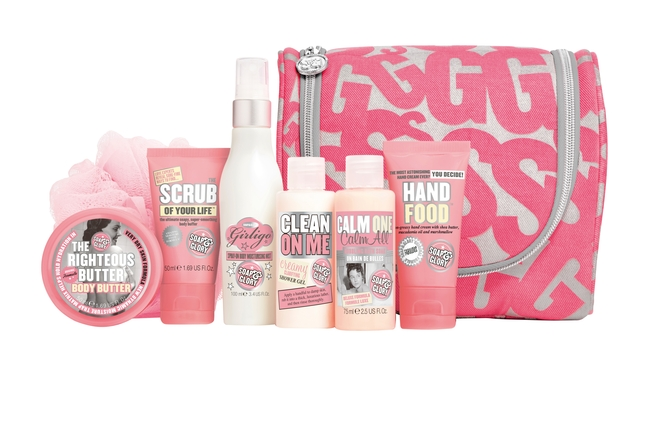 Soap and Glory Shower Trip, €24