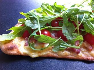Pizza Style Tart