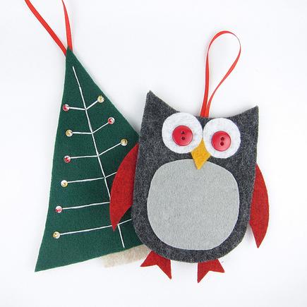 Felt Gift Card Holders