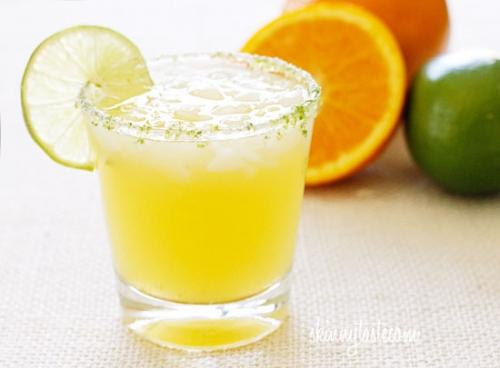 Citrus Margarita Spritzer