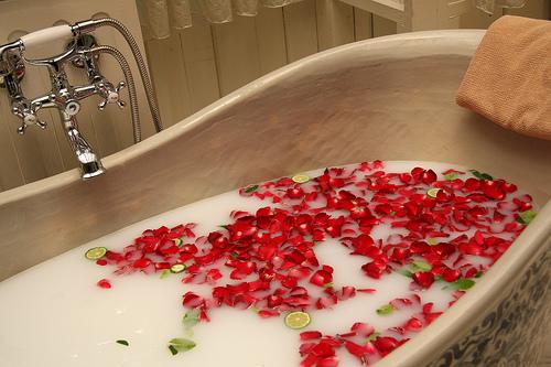 All kinds of great bath ideas