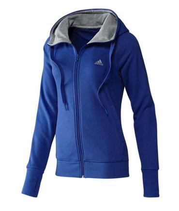 adidas Prime Full Zip Hoddy