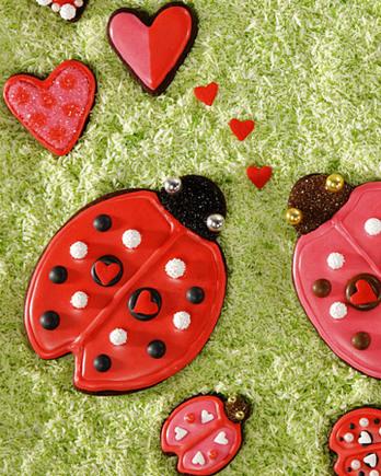 Lovebug cookies