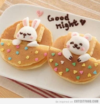 Good night pancakes