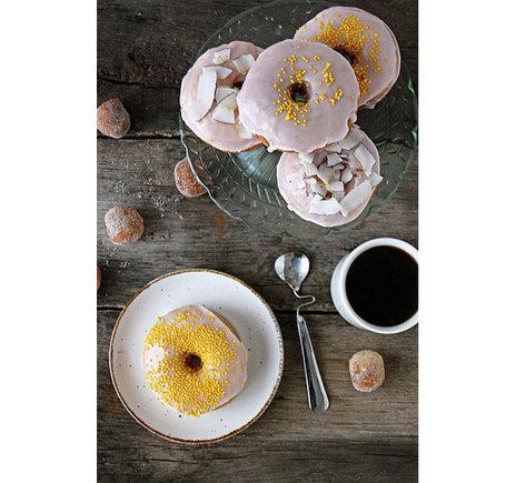 Easy raised doughnuts