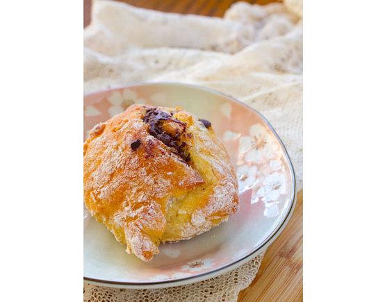 Gluten-Free chocolate brioche buns recipe via The Culinary Life