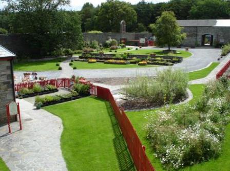 Vandeleur Walled Garden & Centre