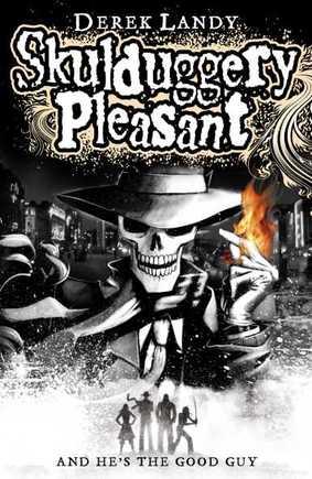 Skulduggery Pleasant by Derek Landy