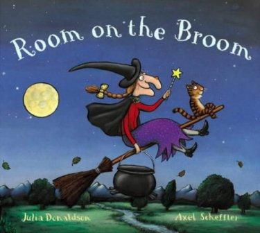 Room on the Broom, Julia Donaldson