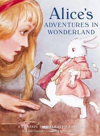 Alices Adventures in Wonderland, CS Lewis