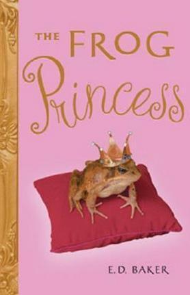 THe Frog Princess, E.D. Baker