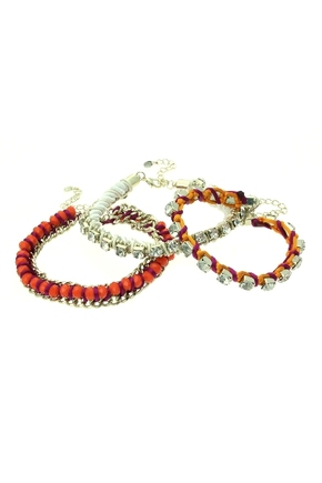 Exotic friendship bracelet pack