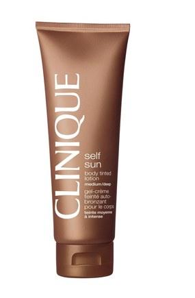 Self sun body tinted moisturiser