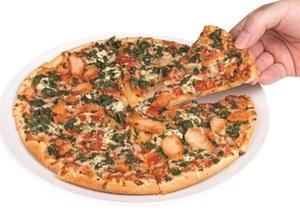 Denny deli style chicken tikka pizza