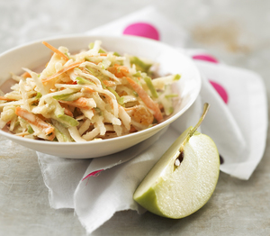 Fennel apple slaw