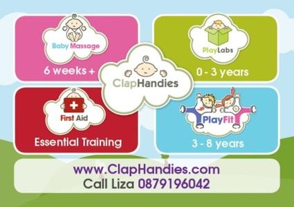 ClapHandies - Dundrum