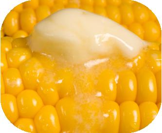 Dairygold BBQ corn on the cob