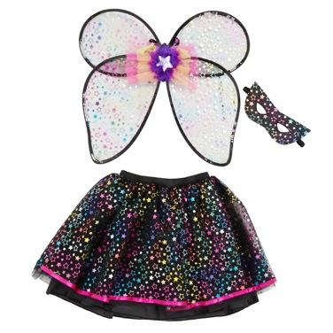 Tutu Wings Dress-Up Set