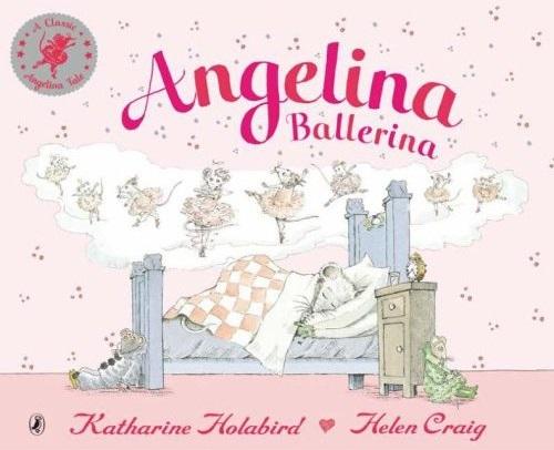 Angelina from Angelina Ballerina