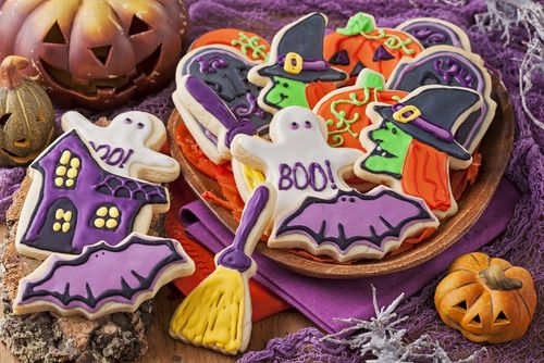 Witch's cookies