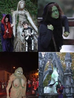 Mayo: Samhain Abhainn, Ballina