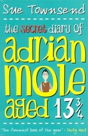 The Secret Diary of Adrian Mole, Aged 13 3/4 by Sue Townsend
