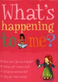 What's happening to me? (Girls edition) by Susan Meredith