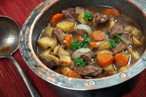 Noel McMeel's Irish stew