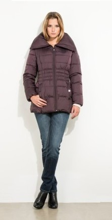 Zip Up Quilt Jacket