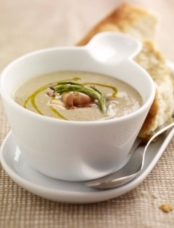Mixed pulse soup