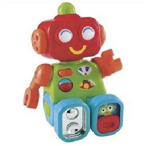 Early Learning Centre Activity Bot