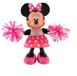 Fisher-Price Cheerin' Minnie Mouse