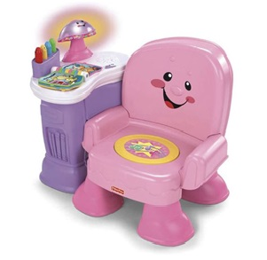 Fisher-Price Song Story Musical Chair