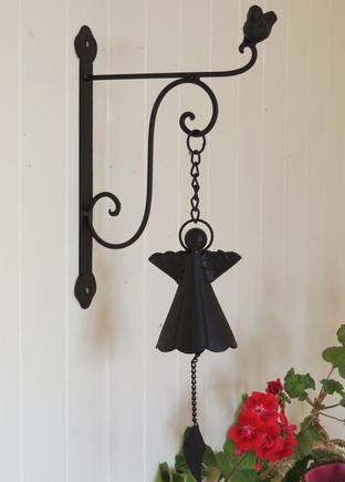 Hanging Angel Outdoor/Indoor Bell