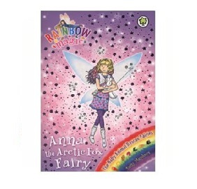 Book: Anna the Arctic Fox Fairy