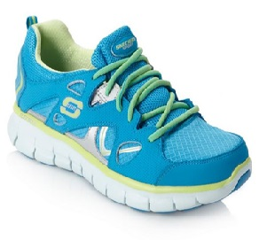 Sketchers Blue Synergy trainers