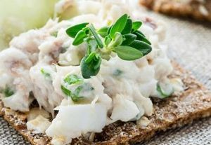 Mackerel spread