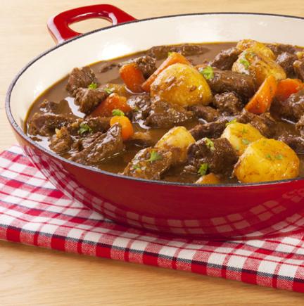 Italian beef casserole