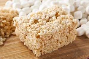 Marshmallow squares