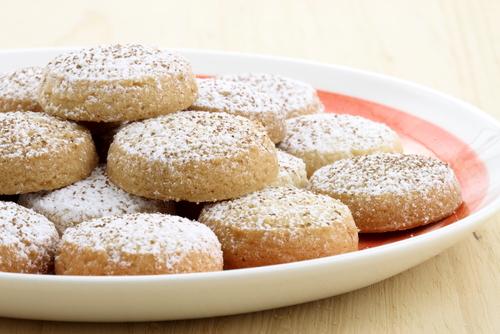 Piloncillo cookies