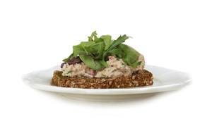 Tuna & Roasted Red Pepper with Brennans Wholewheat Brown Bread