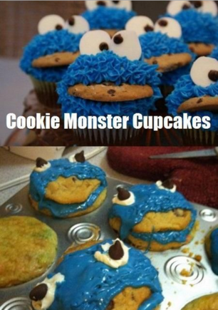 Cookie Monster Fail