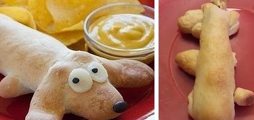 Dog Pastry Fail