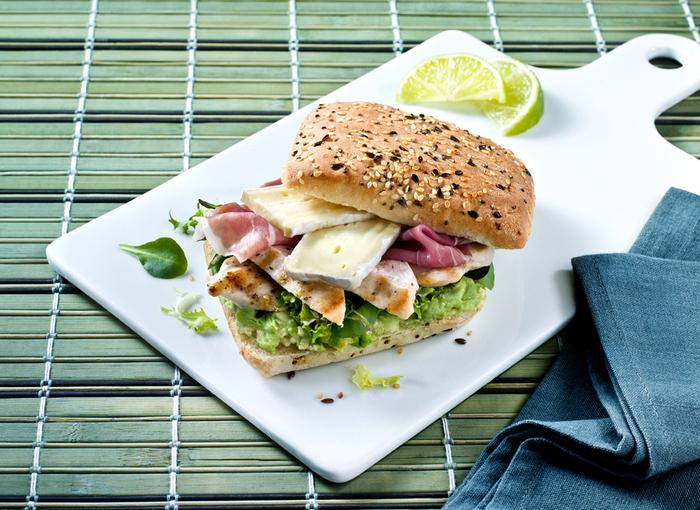 David Gillick's Chicken Sandwich