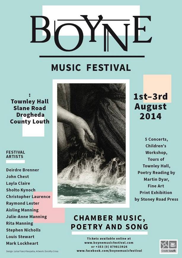 Boyne Music Festival 2014